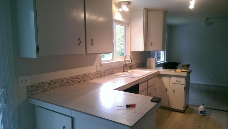 Bellevue Kitchen Update For Resale Seattle Painters